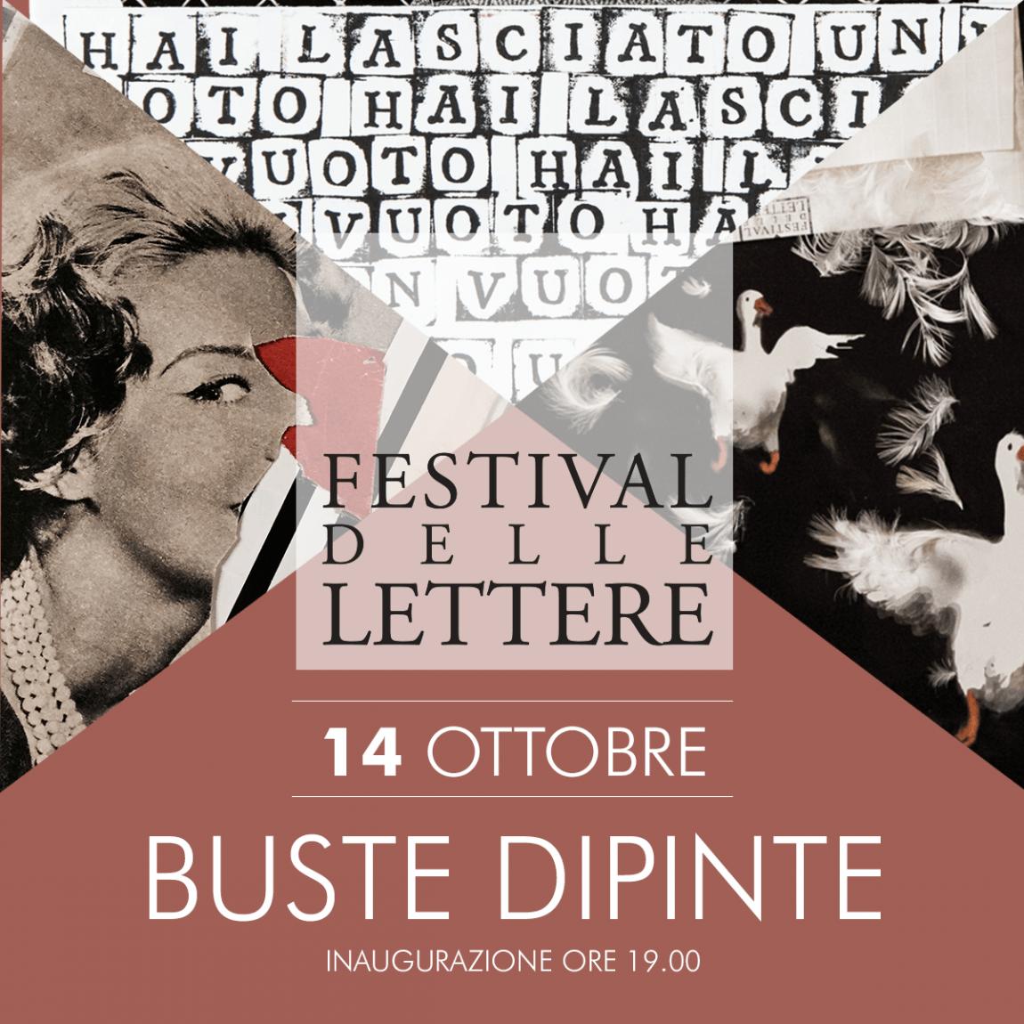 Buste Dipinte - Edizione 2017